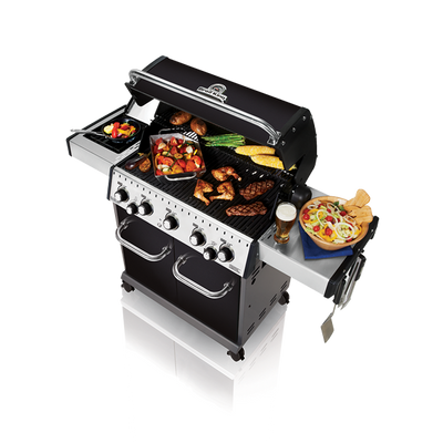 Broil King Baron 590 BBQ Grill - Swings and More