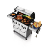 Image of Broil King Baron S590 BBQ Grill - Swings and More