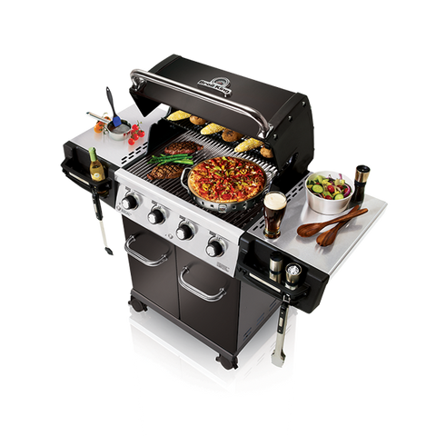 Broil King Regal 420 Pro Grill - Swings and More