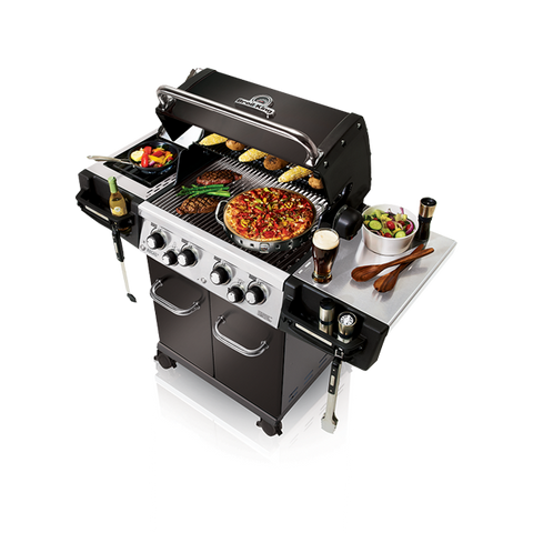 Broil King Regal 490 Pro Grill - Swings and More