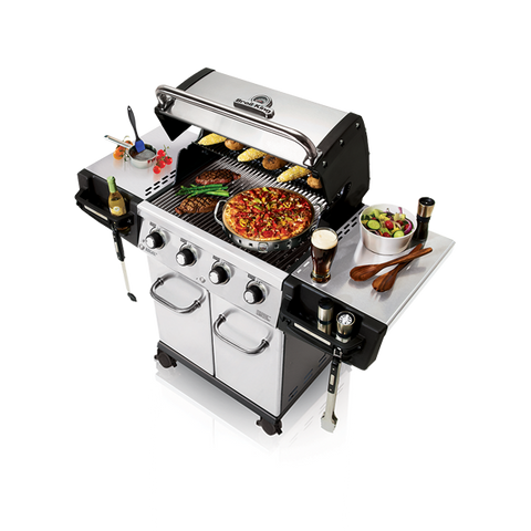 Broil King Regal S420 Pro Grill - Swings and More