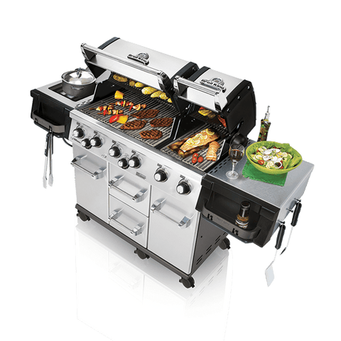 Broil King Imperial Grill XLS - Swings and More