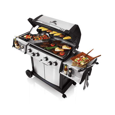Broil King Sovereign XLS 90 BBQ Grill - Swings and More