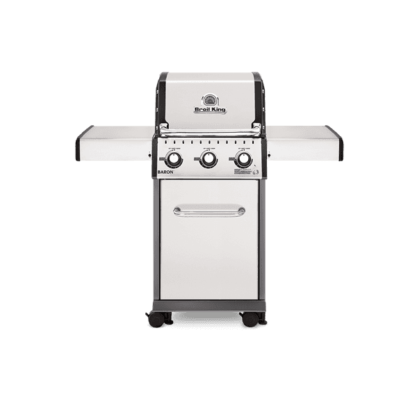 Broil King Baron S320 BBQ Grill - Swings and More