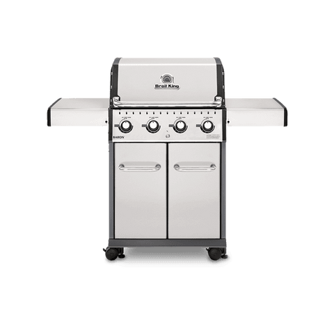 Broil King Baron S420 BBQ Grill - Swings and More