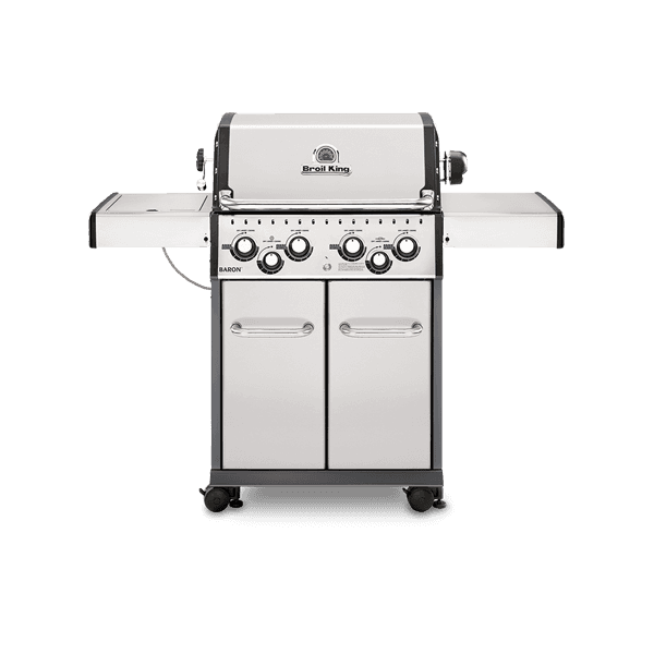 Broil King Baron S490 Pro Infrared BBQ Grill - Swings and More