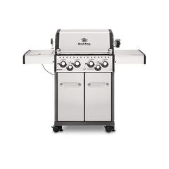 Broil King Baron S490 BBQ Grill - Swings and More
