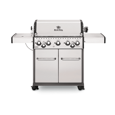 Broil King Baron S590 Pro Infrared BBQ Grill - Swings and More