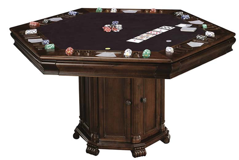 Howard Miller Niagara Game Table - Swings and More