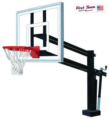 First Team HydroShot II Adjustable Poolside Basketball Hoop