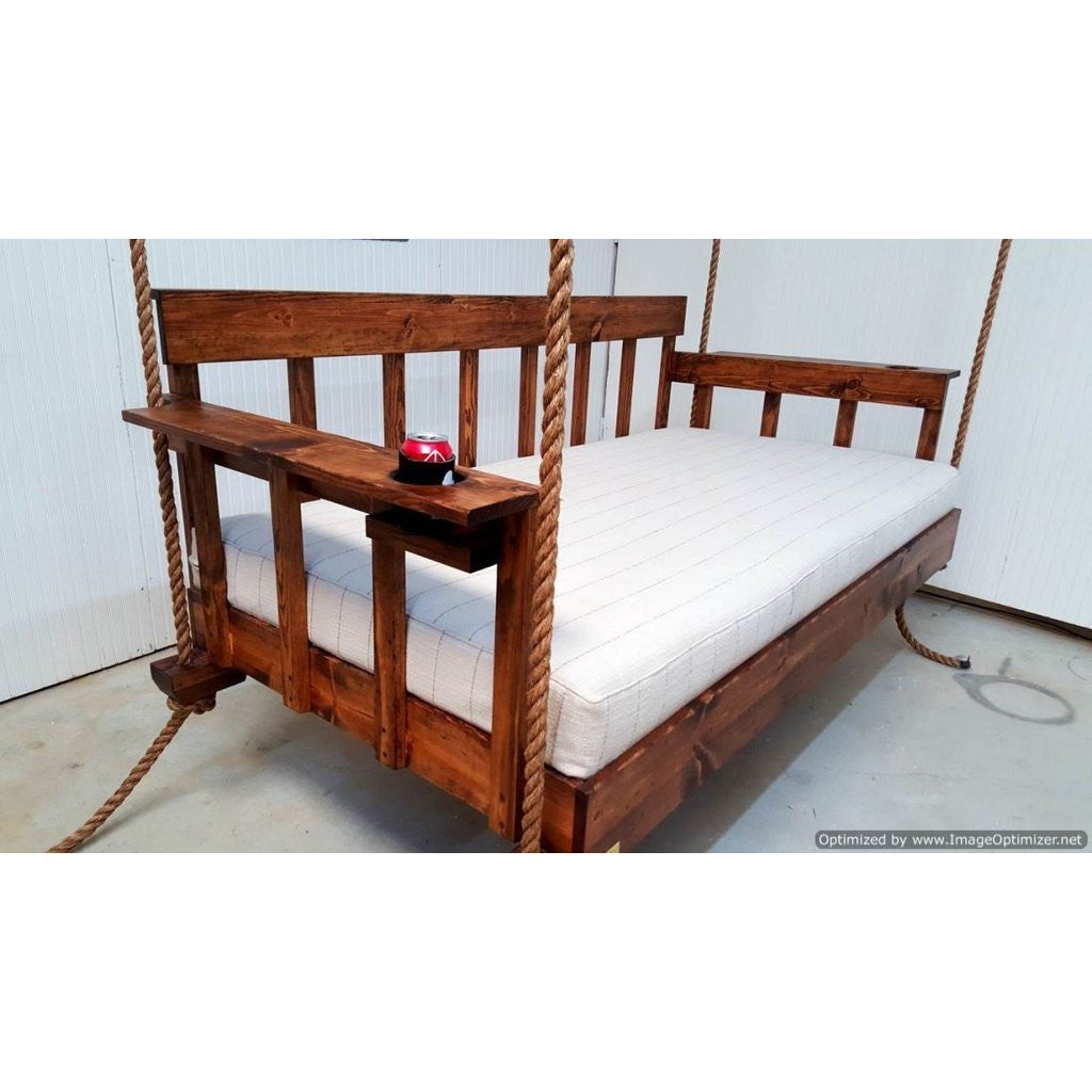 ... Four Oak Designs The All American Swing Bed   Swings And More ...