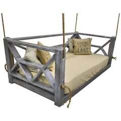 Four Oak Designs The Seaside Designer Swing Bed
