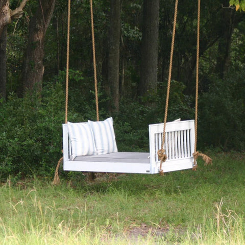 "Vintage Porch Company Swing Bed ""Brynn"" - Swings and More"