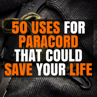 50 Survival Uses For Paracord