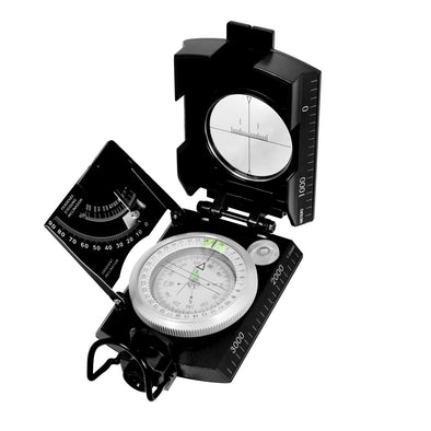 Zinc Deluxe Marching Compass - Outdoor King