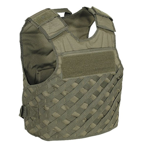 F.A.S.T. Plate Carrier w/ new Universal Lattice Molle - Outdoor King