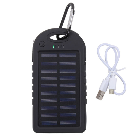 Waterproof Solar Power Bank - Outdoor King