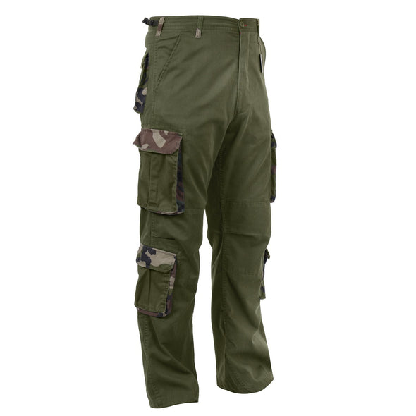 Vintage Accent Paratrooper Fatigues - Outdoor King