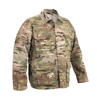 Camo BDU Shirt - Outdoor King