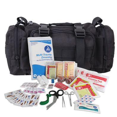 Fast Access Tactical Trauma Kit - Outdoor King