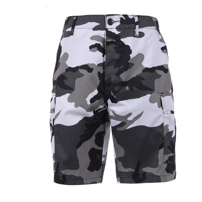 Colored Camo BDU Shorts - Outdoor King