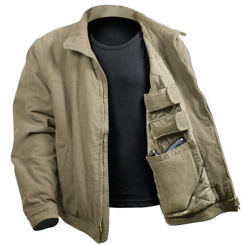 Concealed Carry Jacket - Outdoor King
