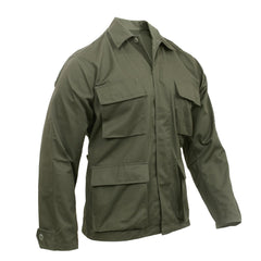 Poly/Cotton Twill Solid BDU Shirts