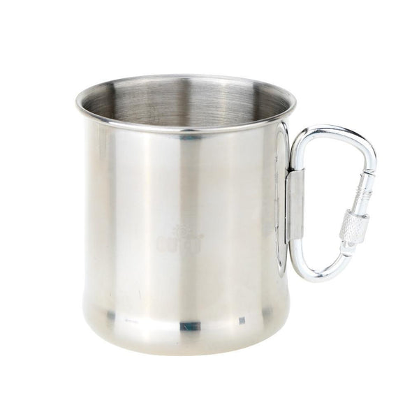 8.5oz Carabiner Mug - Outdoor King