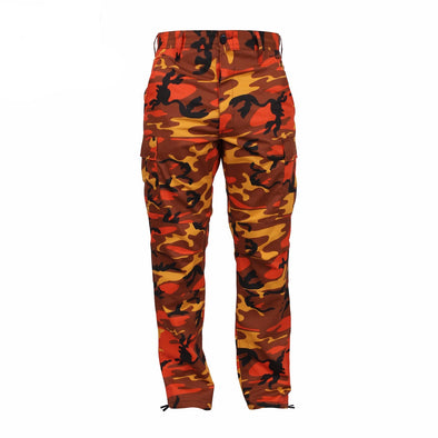 Color Camo Tactical BDU Pant - Outdoor King
