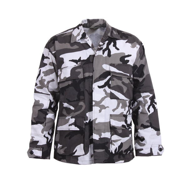 Color Camo BDU Shirt - Outdoor King
