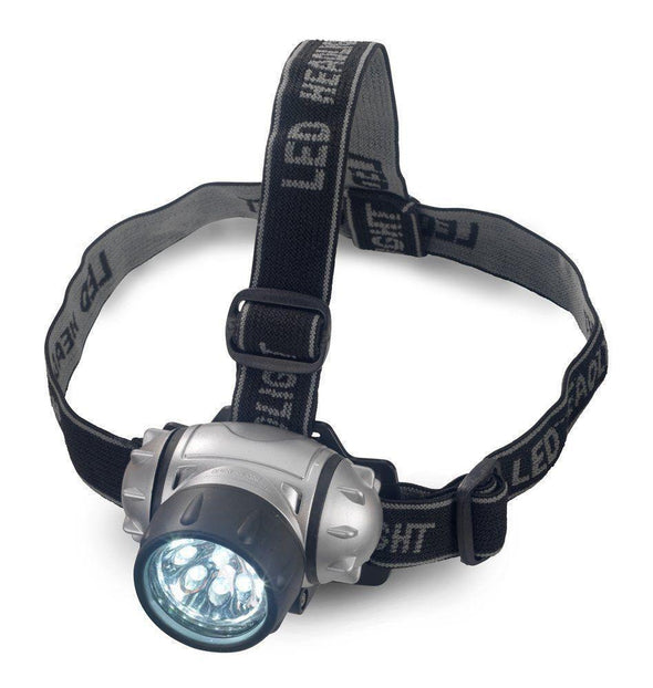 9 LED Headlamp - Outdoor King