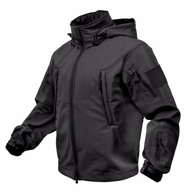 Special Ops Soft-Shell Tactical Jacket - Outdoor King