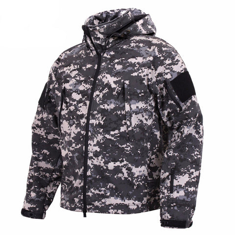 Special Ops Soft-Shell Tactical Jacket