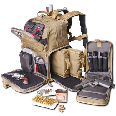 Tactical Shooter's Backpack - Outdoor King