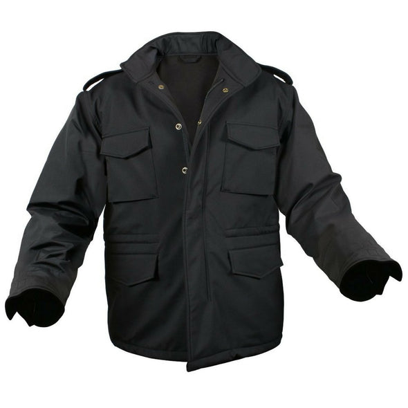 Soft Shell Tactical M-65 Field Jacket - Outdoor King