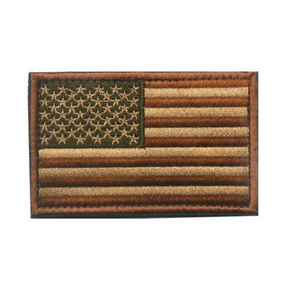 American Flag Embroidery Patch - Outdoor King