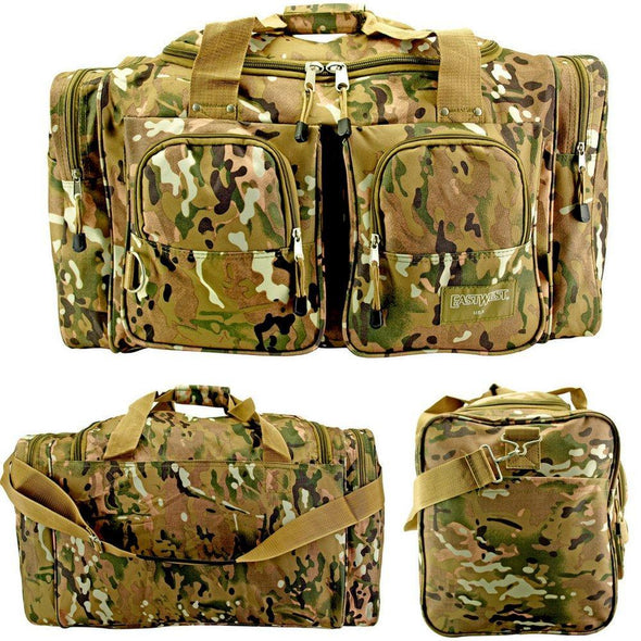 Camping Duffel Bag - Outdoor King
