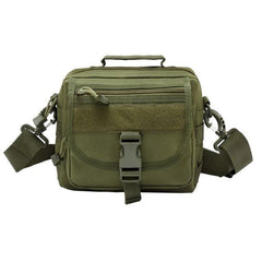 Compact Tactical Messenger Bag