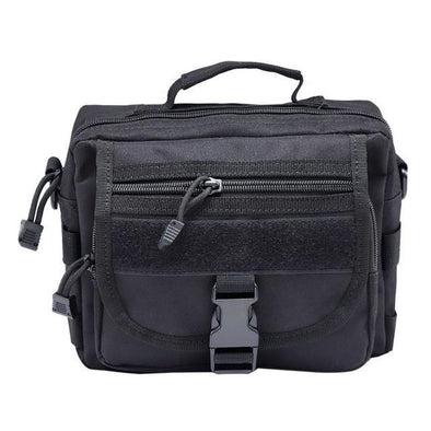 Compact Tactical Messenger Bag - Outdoor King