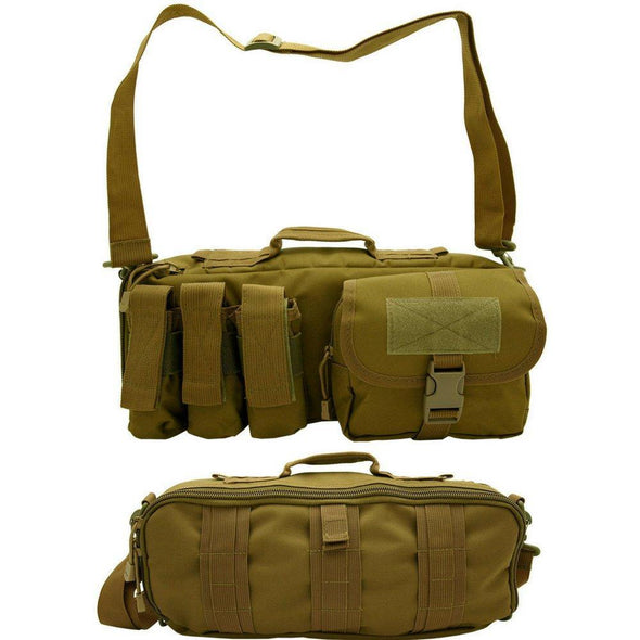 Messenger Range Bag - Outdoor King