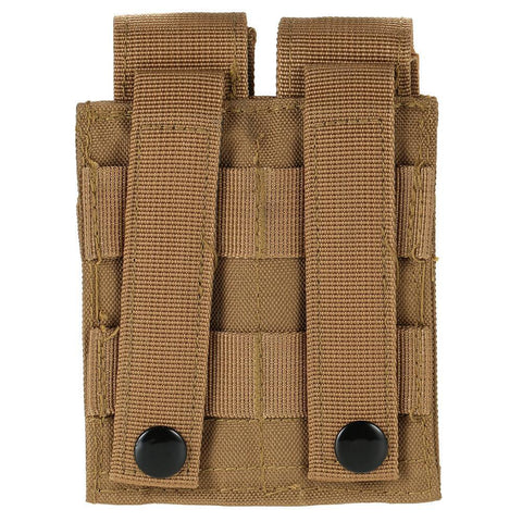 Double Pistol Magazine Pouch-Outdoor King