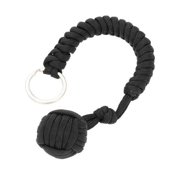 Emergency Paracord Key Chain-Outdoor King