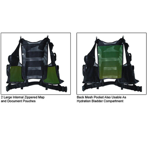 Enforcement Tactical Vest - Outdoor King