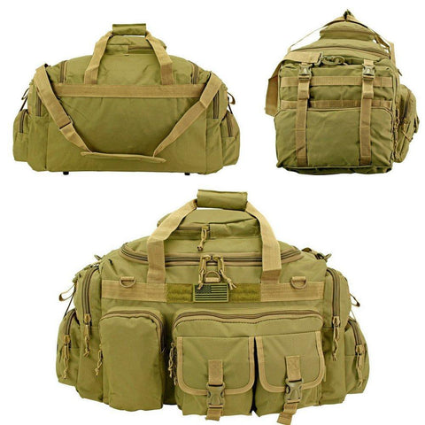 Humvee Duffel Bag - Outdoor King