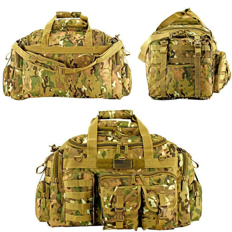 Humvee Duffel Bag-Outdoor King