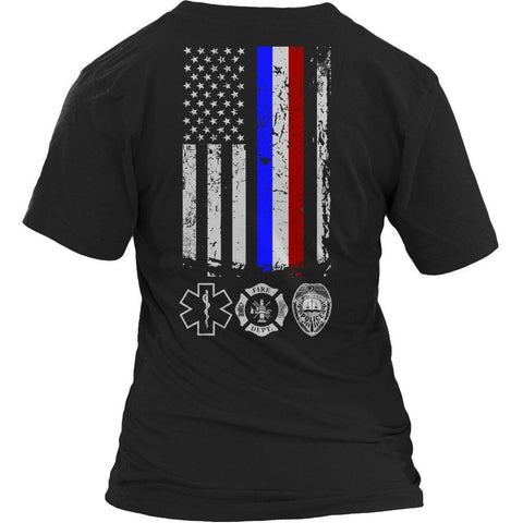 First Responder Flag - Outdoor King