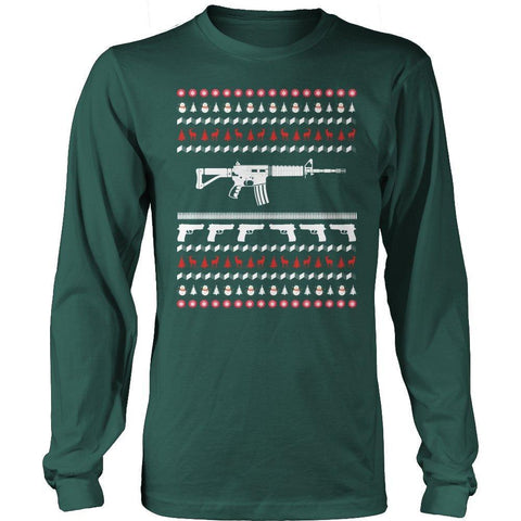 Limited Edition - Gun Christmas-Outdoor King