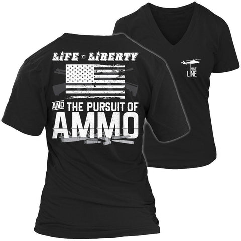 Limited Edition - Life, Liberty, and the Pursuit of Ammo-Outdoor King