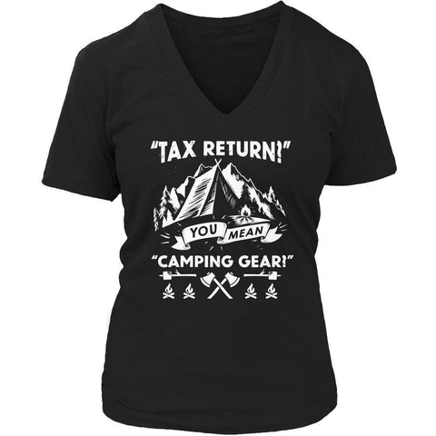 Tax Return- Camping - Outdoor King