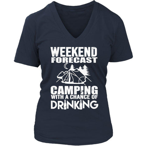 Limited Edition - Weekend Forecast Camping-Outdoor King